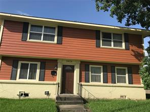 Houston Home at 3404 Blodgett Street Houston                           , TX                           , 77004-6307 For Sale
