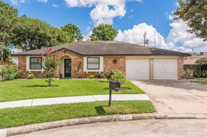 Houston Home at 2307 Heritage Bend Court Webster , TX , 77598-3115 For Sale