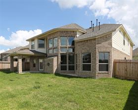 Houston Home at 3703 Grand Promenade Lane Stafford , TX , 77477-4680 For Sale