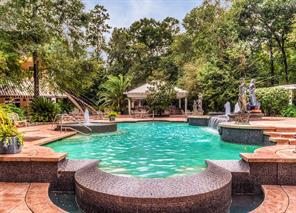 Houston Home at 205 Grogans Point Road The Woodlands , TX , 77380-2745 For Sale