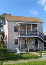 Houston Home at 3526 Ave N 1/2 1 Galveston , TX , 77550 For Sale