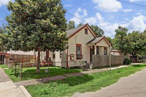 Houston Home at 2217 Gano Street A B Houston , TX , 77009-8223 For Sale