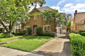 Houston Home at 6333 Westchester Street West University Place , TX , 77005-3329 For Sale