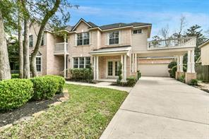 126 plum crest circle, the woodlands, TX 77382