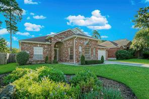 25710 Bearborough Drive, Spring, TX 77386