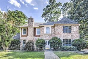 Houston Home at 2402 Oak Shores Drive Kingwood , TX , 77339-1822 For Sale
