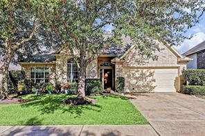 Houston Home at 3805 Somerville Lake Court Pearland , TX , 77581-4780 For Sale