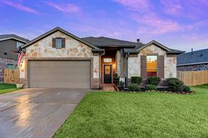 Houston Home at 201 Country Crossing Circle Magnolia , TX , 77354-3520 For Sale