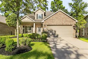 Houston Home at 147 Hawkhurst Circle The Woodlands , TX , 77354-3291 For Sale