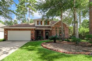 Houston Home at 109 Summer Lark Place The Woodlands , TX , 77382-1258 For Sale