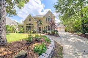 Houston Home at 6 Pale Dawn Place The Woodlands , TX , 77381-6637 For Sale