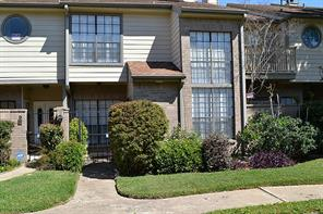 Houston Home at 722 Country Place Drive E Houston , TX , 77079-5554 For Sale
