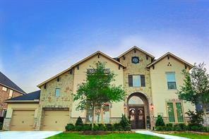 Houston Home at 1715 Rice Mill Drive Katy , TX , 77493-3024 For Sale