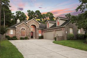 Houston Home at 14 Clearbend Place The Woodlands , TX , 77384-5002 For Sale