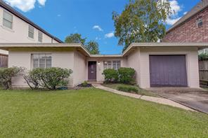 Houston Home at 5121 Locust Street Bellaire , TX , 77401-3320 For Sale
