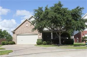 Houston Home at 4903 Trailing Clover Court Houston                           , TX                           , 77084-1377 For Sale