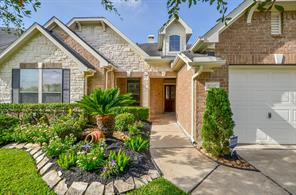 Houston Home at 21207 Dover Park Lane Katy , TX , 77450-6176 For Sale