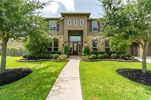 Houston Home at 21015 Kelsey Creek Trail Cypress , TX , 77433-7635 For Sale