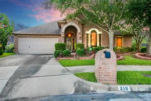 Houston Home at 218 Willards Way Stafford , TX , 77477-5843 For Sale