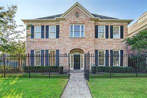 Houston Home at 4944 Tilbury Drive Houston , TX , 77056-2214 For Sale