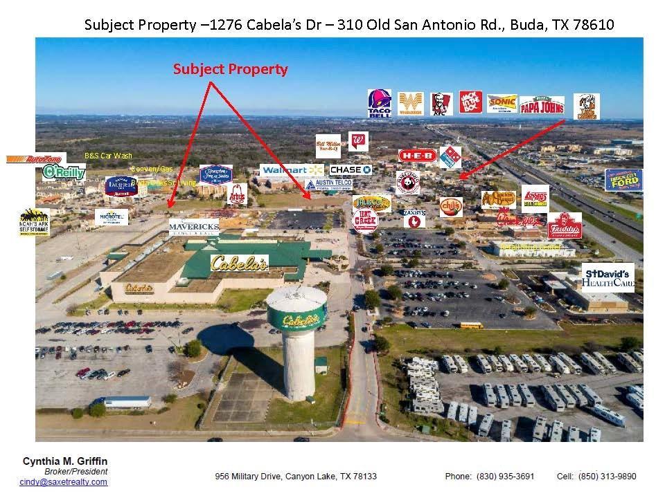 1276 Cabelas Drive, Buda, TX 78610