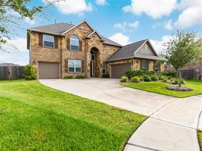 Houston Home at 2801 Aliso Shadow Court Pearland , TX , 77089-1456 For Sale