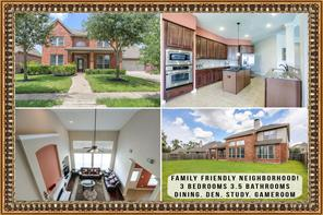 Houston Home at 14027 Hailey Springs Ln Humble , TX , 77396-4358 For Sale