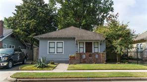 Houston Home at 1116 Walling Street Houston                           , TX                           , 77009-3653 For Sale