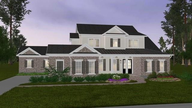 Meticulous custom build by legendary builder, TD Cox Homes, behind the gates of Prosper, the exclusive custom home section of the new Stillwater development. Built in quintessential southern low country style highlighted with veranda. Features will include first floor game room, pool & spa, and a covered outdoor entertaining area with fireplace, summer kitchen and pool bath.
