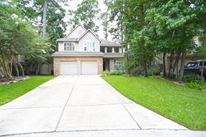 Houston Home at 108 E Lakeridge Drive Spring , TX , 77381-4070 For Sale