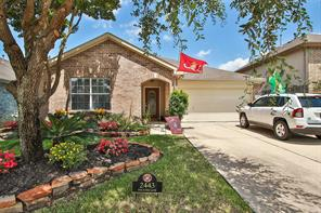 Houston Home at 2443 Fox River Lane Spring , TX , 77386-2609 For Sale