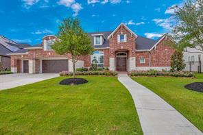 Houston Home at 28023 Starlight Harbor Lane Fulshear , TX , 77441-1705 For Sale