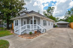 Houston Home at 832 E 26th Street Houston , TX , 77009-1004 For Sale
