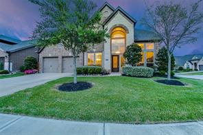 Houston Home at 3505 Harvest Moon Lane Pearland , TX , 77584-4417 For Sale