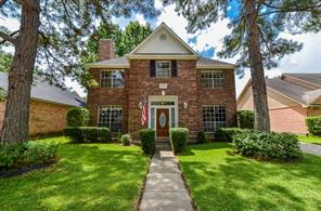 Houston Home at 13323 Misty Mill Drive Houston , TX , 77041-5501 For Sale