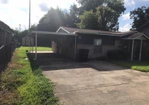 Houston Home at 6712 Della Street Houston , TX , 77093-9232 For Sale