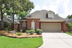 Houston Home at 3222 Hickory Brook Lane Kingwood , TX , 77345-1130 For Sale