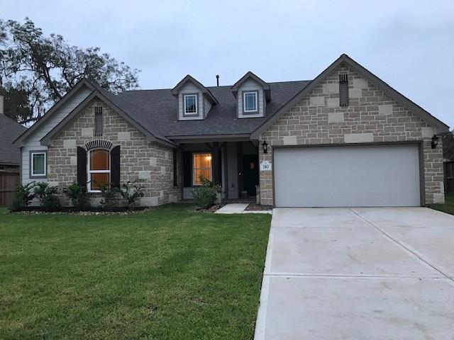 283 S Amherst Drive, West Columbia, TX 77486