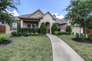 Houston Home at 17702 Honey Daisy Court Cypress , TX , 77433-4077 For Sale