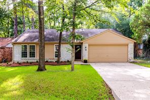 Houston Home at 8 Basal Briar Court Spring , TX , 77381-2852 For Sale