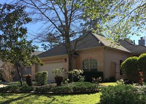 Houston Home at 46 Manorcliff Place The Woodlands , TX , 77382-5337 For Sale