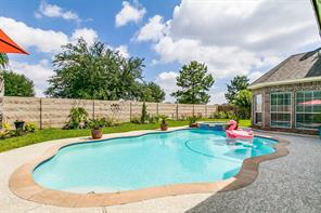 Houston Home at 25518 Creston Meadow Drive Richmond , TX , 77406-7281 For Sale