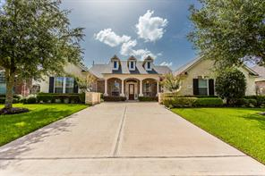 Houston Home at 14207 Caprock Cove Lane Humble , TX , 77396-4167 For Sale