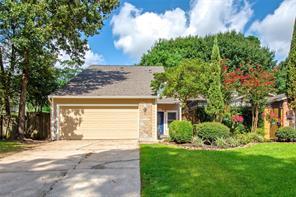 Houston Home at 19519 Nehoc Lane Humble , TX , 77346-2355 For Sale