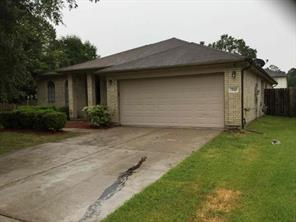Houston Home at 3742 Liles Lane Humble , TX , 77396-4085 For Sale