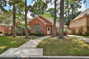 Houston Home at 3607 Laurel Hollow Drive Spring , TX , 77388-5080 For Sale