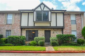 Houston Home at 14738 Perthshire Road A Houston                           , TX                           , 77079-7626 For Sale