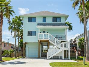Houston Home at 16709 Albatros Jamaica Beach , TX , 77554 For Sale