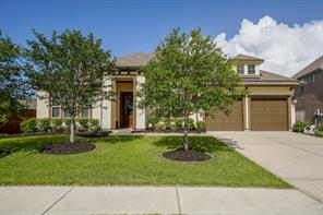 Houston Home at 11722 Heights Trail Lane Pearland , TX , 77584-3990 For Sale