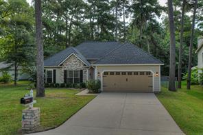 Houston Home at 15746 Corinthian Way Willis , TX , 77318 For Sale